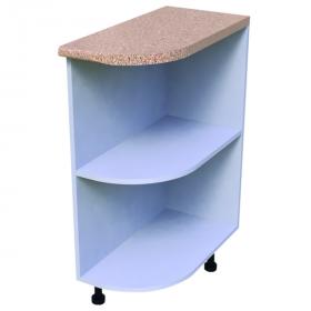 Шкаф-стол открытый 300мм КС-01/КС-02