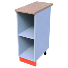 Шкаф-стол 300мм КС-03