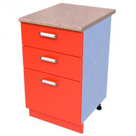 Шкаф-стол 500мм КС-15