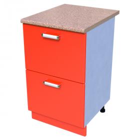 Шкаф-стол 500мм КС-16