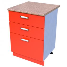 Шкаф-стол 600мм КС-21