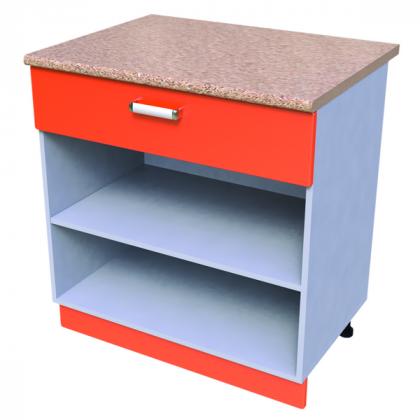 Шкаф-стол 800мм КС-25