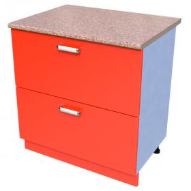 Шкаф-стол 800мм КС-27