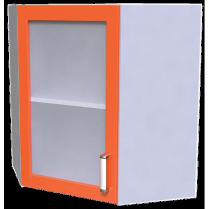Шкаф настенный угловой КШ-11