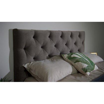 """Мягкая кровать """"Бетти"""" с подъемным механизмом"""