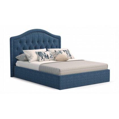 """Мягкая кровать """"Элизабет"""" с подъемным механизмом"""