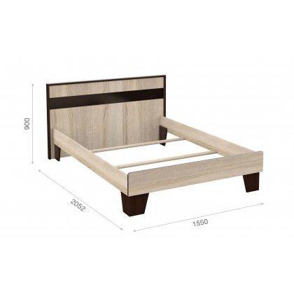 """Кровать """"Эшли"""""""
