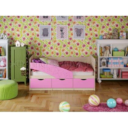 """Кровать детская """"Бабочки"""""""