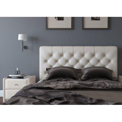 """Мягкая кровать """"Беатриче""""  с подъемным механизмом"""
