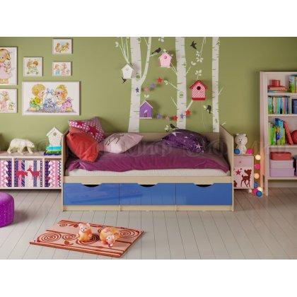 """Кровать детская  """"Дельфин-1"""""""