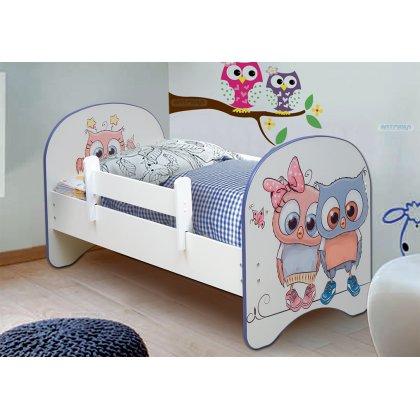 Кровать детская с фотопечатью