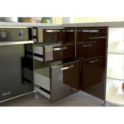 """Модульная кухня """"Равенна Лофт"""""""