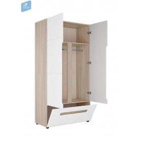 """Шкаф 2-х дверный комбинированный """"Палермо-3"""""""