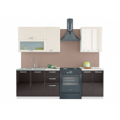 "Кухня ""Равенна Лофт""1,8м №2"