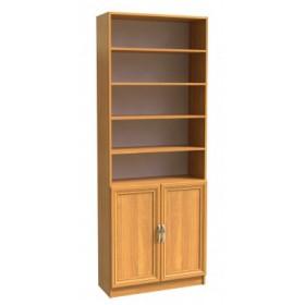 Шкаф для книг ШК-2/3 Полуоткрытый
