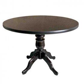 Стол круглый №1 (массив)