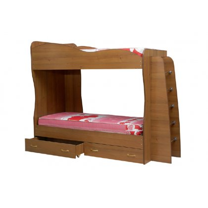 """Кровать двухъярусная """"Юниор-1.1"""""""