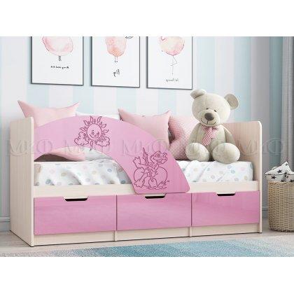 """Кровать детская """"Юниор-3"""""""