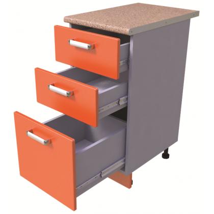 Шкаф-стол 300мм КС-06